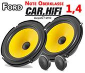 Ford Focus DYB ab 2010 Auto Lautsprecher vordere Türen C1 650
