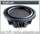Helix E 12W Subwoofer 30cm Esprit Serie 2 x 2 Ohm 600 Watt