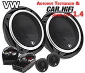 VW Beetle Auto Lautsprecher, Boxen Türen vorne Premium C2 650