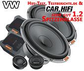 VW Beetle Lautsprecher Autoboxen beide Türen vorne Spitzenklasse MPK1653
