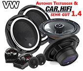 VW Beetle Lautsprecher-Komplett-Paket Premium System C2650 650x