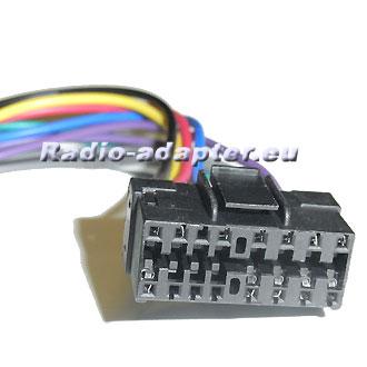 jvc kd g 322 kd g 331 car radio stereo iso wiring loom car hifi rh car hifi radio adapter eu