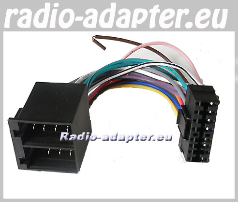 13991eusony-10 Radio Wiring Harness For Mitsubishi on john deere, for ram r2,