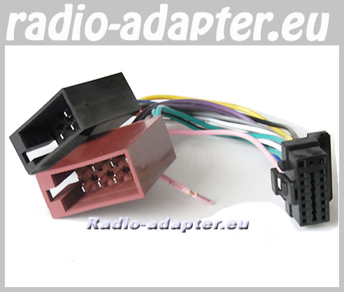 17851eualpine 7 alpine cda 9853, cda 9855 car radio stereo iso wiring loom car alpine cda-9853 wiring harness at gsmx.co