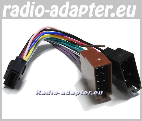 19031eujvc 3 jvc kd dv 5000 , kd dv 5101 car radio stereo iso wiring loom car Ford Tractor Wiring at n-0.co