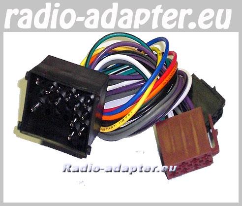 bmw 8er serie 840 850 17 pin car radio wire harness wiring iso rh car hifi radio adapter eu Pioneer Car Stereo Wiring Adapters Kia Rio Radio Wiring Harness Diagram