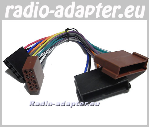 jaguar car hifi radio adapter eu jaguar xjr 1994 1997 car radio wiring harness iso lead