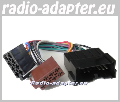 car stereo wiring harness for kia rio wiring diagram for kia rio kia rio ii 2001 onwards car radio wiring harness, wire iso ...