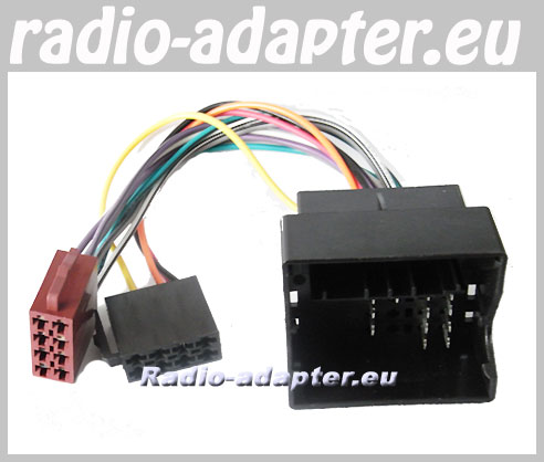 Ford Galaxy Stereo Iso Harness Adaptor Iso Lead on pioneer radio harness adapter diagram