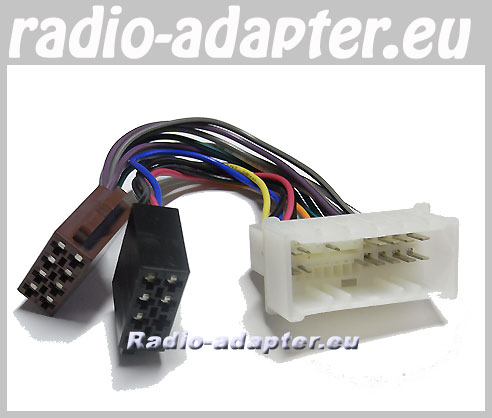 Kia Rio 2005 Onwards Car Radio Wiring Harness, Wire ISO Lead - Car Car Stereo Wiring Harness For Kia Rio on car fuse, car stereo cover, car speaker, car stereo with ipod integration, car stereo alternators, 95 sc400 stereo harness, car stereo sleeve, leather dog harness, car wiring supplies,