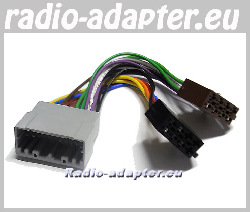 50331eu 10 chrysler grand voyager 2001 onwards car radio wire harness, wiring chrysler wiring harness at bakdesigns.co