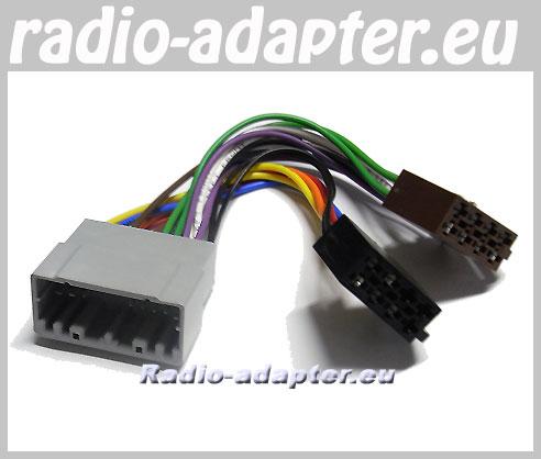 chrysler aspen e 2007 onwards car radio wire harness wiring iso rh car hifi radio adapter eu