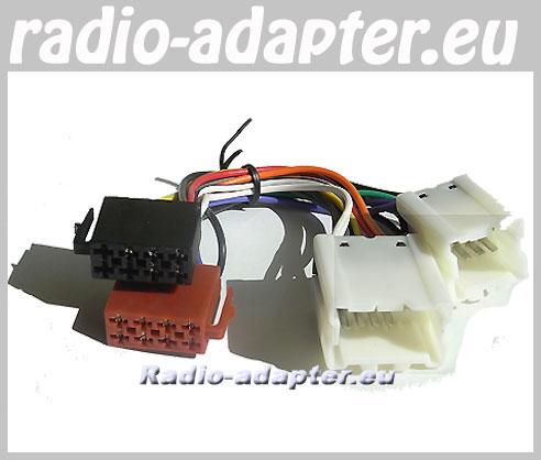 nissan murano 2004 onwards car radio wire harness wiring iso lead rh car hifi radio adapter eu