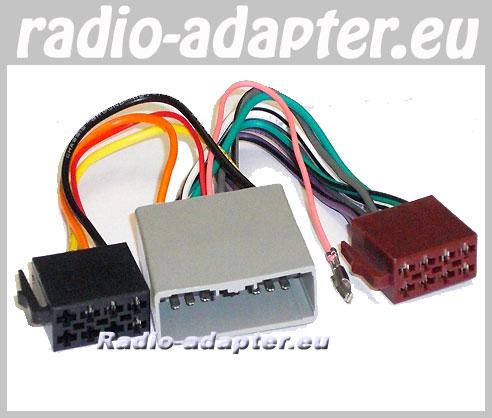 mitsubishi pajero car stereo wiring harness 2007 onwards iso lead rh car hifi radio adapter eu