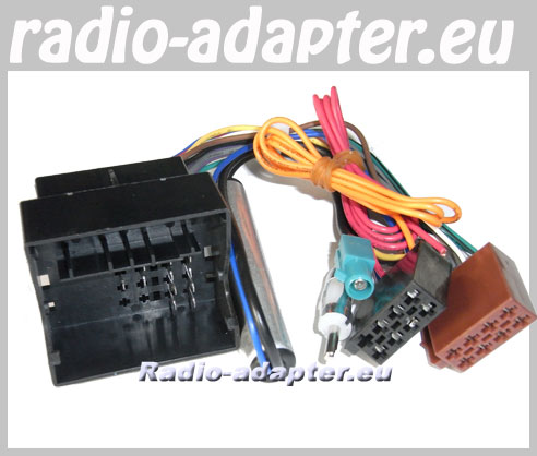 50461eu 20 peugeot 307 2005 onwards radio wiring harness din antenna peugeot 307 stereo wiring harness at gsmportal.co