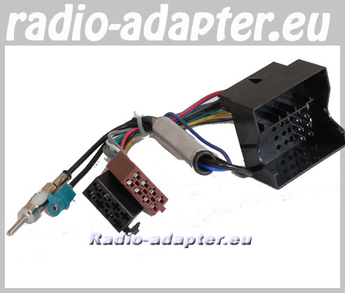 citroen wiring diagram citroen jumpy 2007 onwards radio wiring harness + din ...