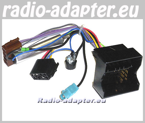 citroen c4 picasso 2006 onwards stereo wiring harness