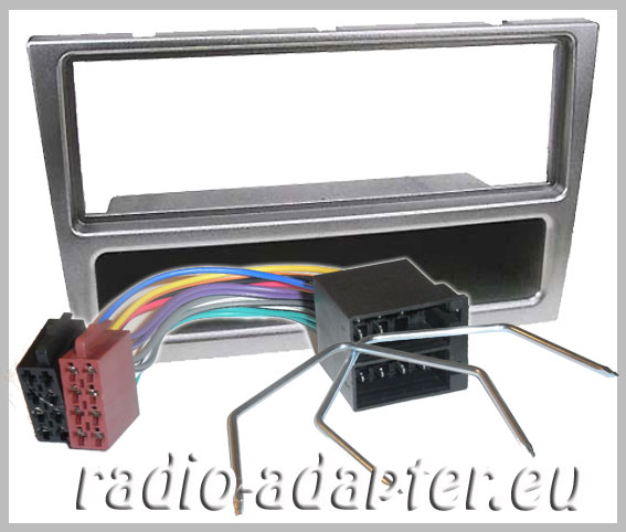 Vauxhall Corsa radio dash kit, stereo ing 2000 onwards ... on