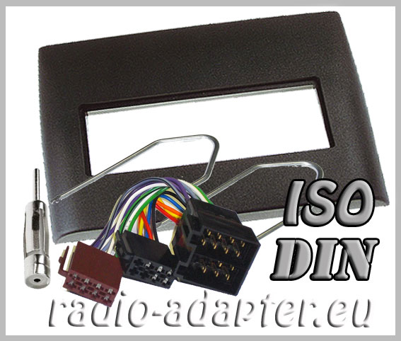 fiat stilo radio dash kit iso fascia panel aerial. Black Bedroom Furniture Sets. Home Design Ideas