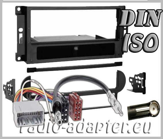 dodge caliber 2007 2008 radio installation kit without. Black Bedroom Furniture Sets. Home Design Ideas