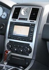chrysler 300c 2005 2007 radio dash kit with navi fascia fitting kit car hifi radio. Black Bedroom Furniture Sets. Home Design Ideas