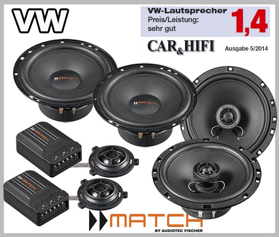 vw passat b6 typ 3c car speakers german winner upgrade kit. Black Bedroom Furniture Sets. Home Design Ideas