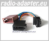 Pioneer DEH-P 4530 MP, DEH-P 5500 MP Car Radio Stereo ISO Wiring Loom