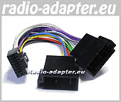 Kenwood DPX 4020, 4020/MH4, 4020/PH4, Autoradio, Radioadapter, Radiokabel