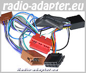 Audi A2, A3, A4, A6, A8 1996 - 2004 Active System Adapter, Non Bose