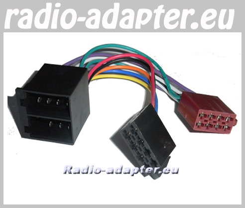 citroen xsara xsara picasso radioadapter radioanschlusskabel car hifi radio. Black Bedroom Furniture Sets. Home Design Ideas
