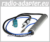 Peugeot 607 DIN Aerial Amplifier Adaptor, Improve your radio reception