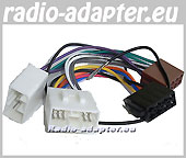 Mazda 323  1981 - 2001 Radioadapter, Autoradio Adapter, Radiokabel