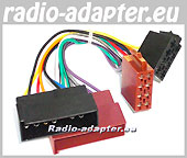 Jaguar S-Type 1998- bis 02/2001 Radioadapter, Autoradio Adapter
