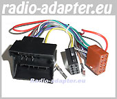 VW Golf VI ab 2008 Radioadapter, Autoradio, Adapter, Radiokabel