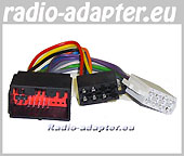 Jaguar S-Type ab 2002 Radioadapter, Autoradio Adapter, Radioanschlusskabel