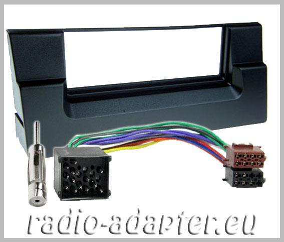 bmw 5er e39 autoradio einbauset din autoradioblende car hifi radio. Black Bedroom Furniture Sets. Home Design Ideas