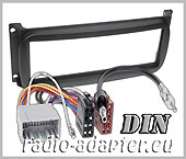 Chrysler PT Cruiser, Grand Voyager fascia panel + radio installation kit