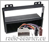 Ford Fiesta 2002 - 2005 Autoradio, Radioblende, Radioadapter, Set