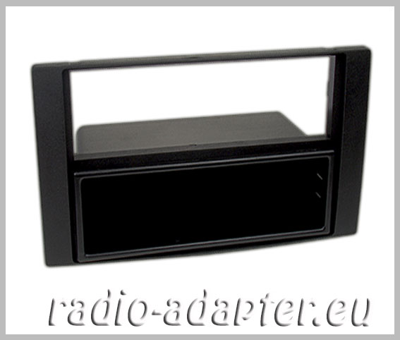 ford fiesta fusion ab 2005 radioblende autoradio. Black Bedroom Furniture Sets. Home Design Ideas