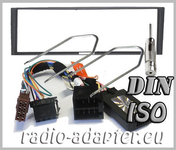 renault megane ohne display lenkrad adapter radioblende. Black Bedroom Furniture Sets. Home Design Ideas