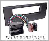 BMW E39 2000 onwards fascia panel + ISO Harness Adaptors
