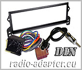 BMW Mini 17 Pin fascia panel, radio installation kit
