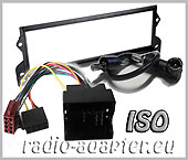 BMW Mini radio dash kit + ISO Aerial and Harness Adaptor 40 Pins