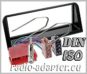 Peugeot 106 radio dash kit compo, car stereo fitting kit