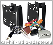 Dodge Nitro 2007-2011 2 DIN Autoradio Blenden Set