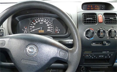 Opel Agila CD Radio