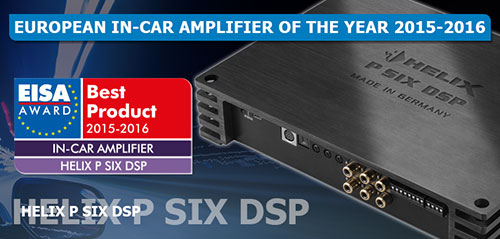 helix six dsp award