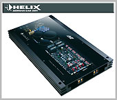 Helix A2 A 2 Competition High End 2 Kanal Endstufe Farbe schwarz