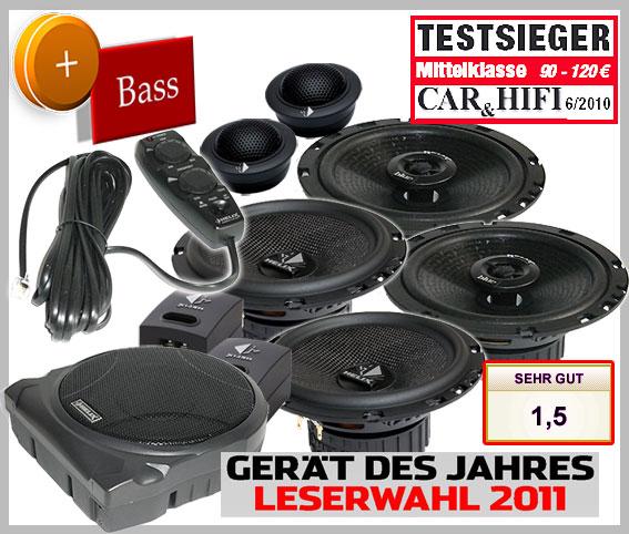 alfa gt bass lautsprecher vorne hinten testsieger b 62c b 6x car hifi radio. Black Bedroom Furniture Sets. Home Design Ideas