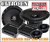 Citroen Berlingo 2002 - 2008 Autolautsprecher Front E 62c